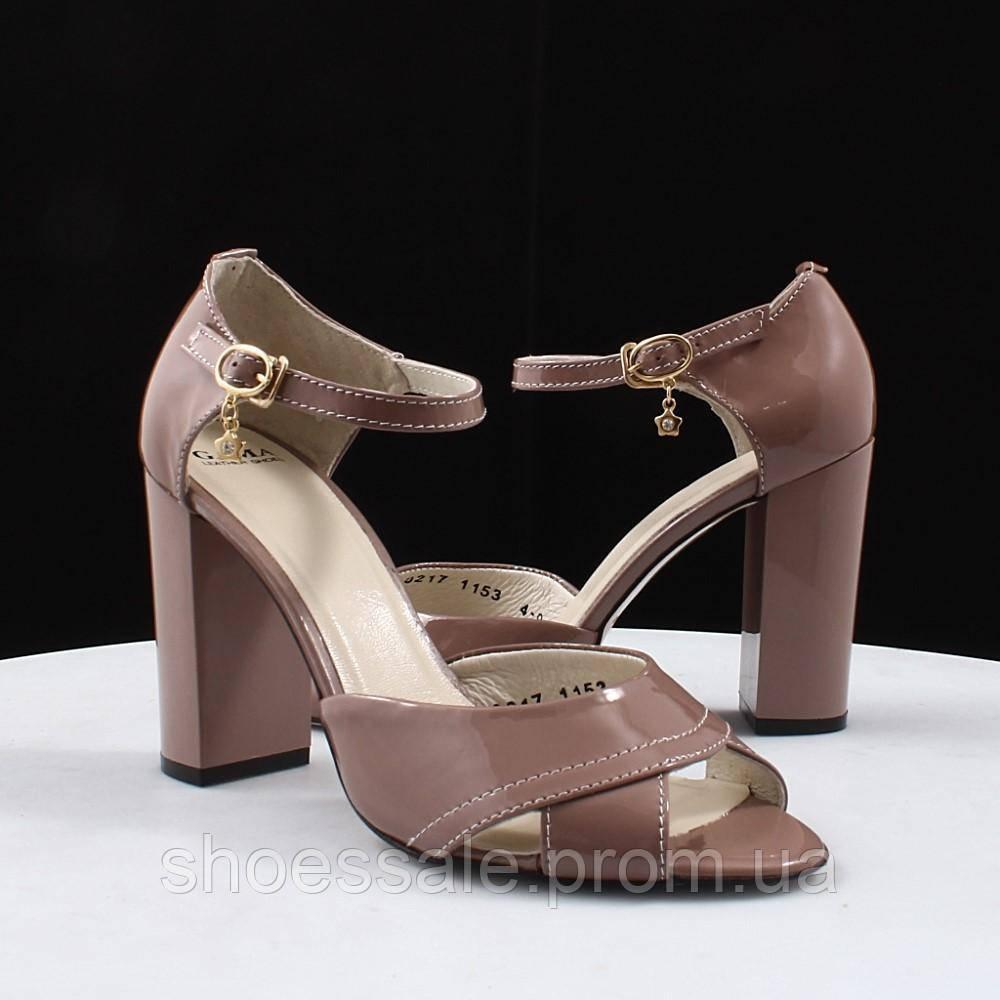 Женские босоножки Gama (45678) - Интернет-магазин обуви «ShoesSALE» в  Бердянске 44d0a3d64dc