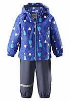 Комплект, куртка и брюки на подтяжках для мальчика Lassie by Reima 713702, цвет 6691