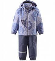 Комплект демисезонный, куртка, брюки на подтяжках для мальчика Lassie by Reima 713703 цвет 6171