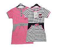 Платье детское подростковое трикотажное на лето PPL 150, фото 1