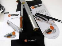 Прибор для укладки волос InStyler (ИнСтайлер) +DVD диск с прическами