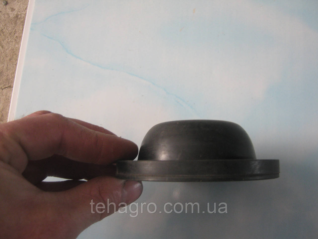 Мембрана нагнетателя воздуха (верхняя) Tad-len
