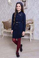 Школьное платье Suzie Александра, цвет синий
