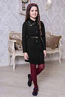 Школьное платье Suzie Александра, цвет черный