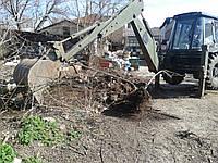 Расчистка участка под застройку Очистка участков от деревьев и кустов, фото 1