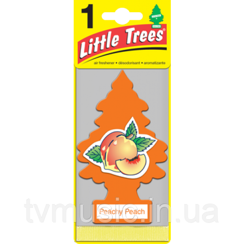 Ароматизатор Little Trees Peachy Peach / Персик
