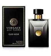 Мужская парфюмированная вода Versace Pour Homme Oud Noir, 100 мл