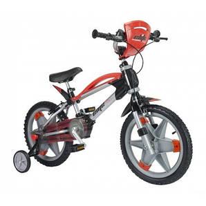 """Детский Велосипед Bici Elite 16"""" - Injusa Испания - надувные колеса, регулировка руля и сидения"""