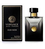 Мужская туалетная вода Versace Pour Homme Oud Noir, 100 мл