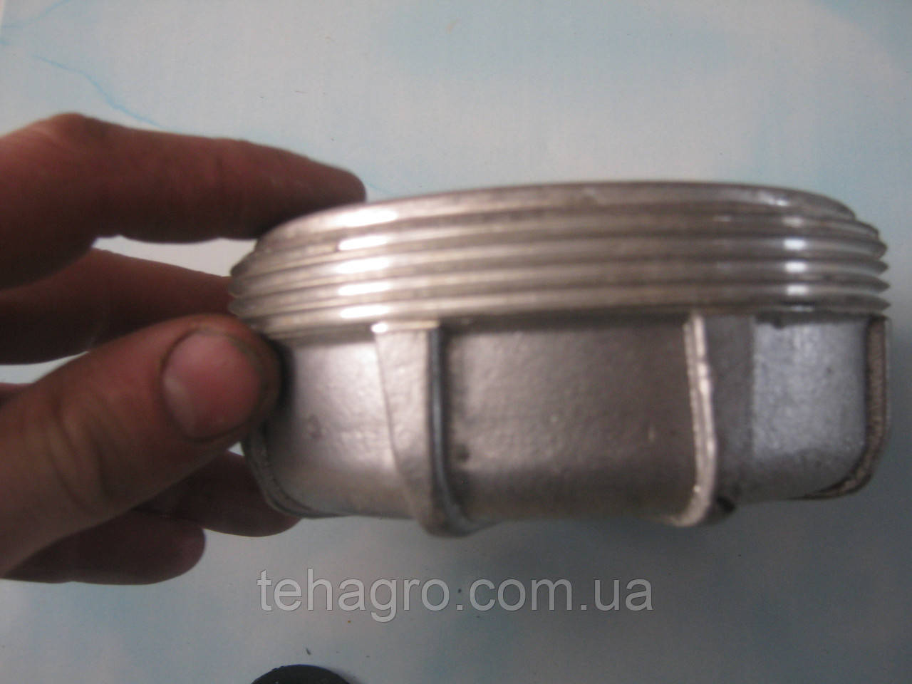 Крышка нагнетателя воздуха( верхняя) TAD-LEN 100л/мин. Металическая. 100