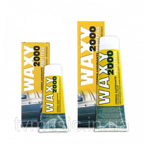 Полироль для кузова WAXY 2000 protetiva 75 ml