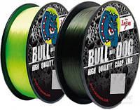 Леска темно - зеленая Bull-Dog Carp Line 800m 0.40mm