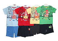 Костюмы детские для мальчика на лето Collex 3162