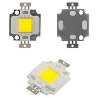 Светодиодный модуль COB LED 10 Вт (холодный белый, 800 лм)