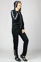 Спортивный костюм женский LOVE черный
