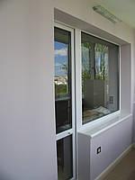 Окна и двери - изготовление, доставка, установка.