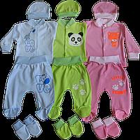 Комплект из четырех предметов для малышей