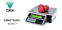 Весы с печатью этикетки Digi SM-100B