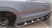 Пороги Original на Audi Q5, фото 1