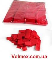 Бумажная нарезка конфетти BiG 4101 - КРАСНАЯ БУМАГА