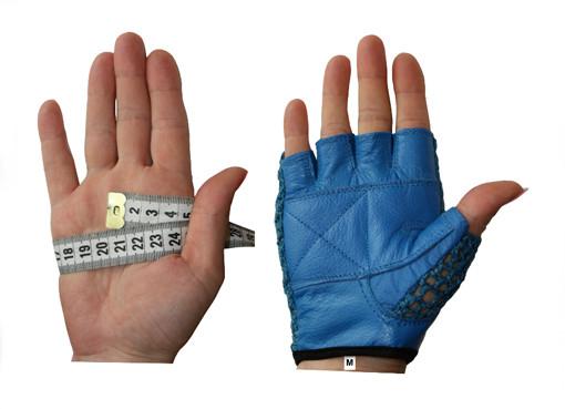 как выбрать размер перчаток для фитнеса