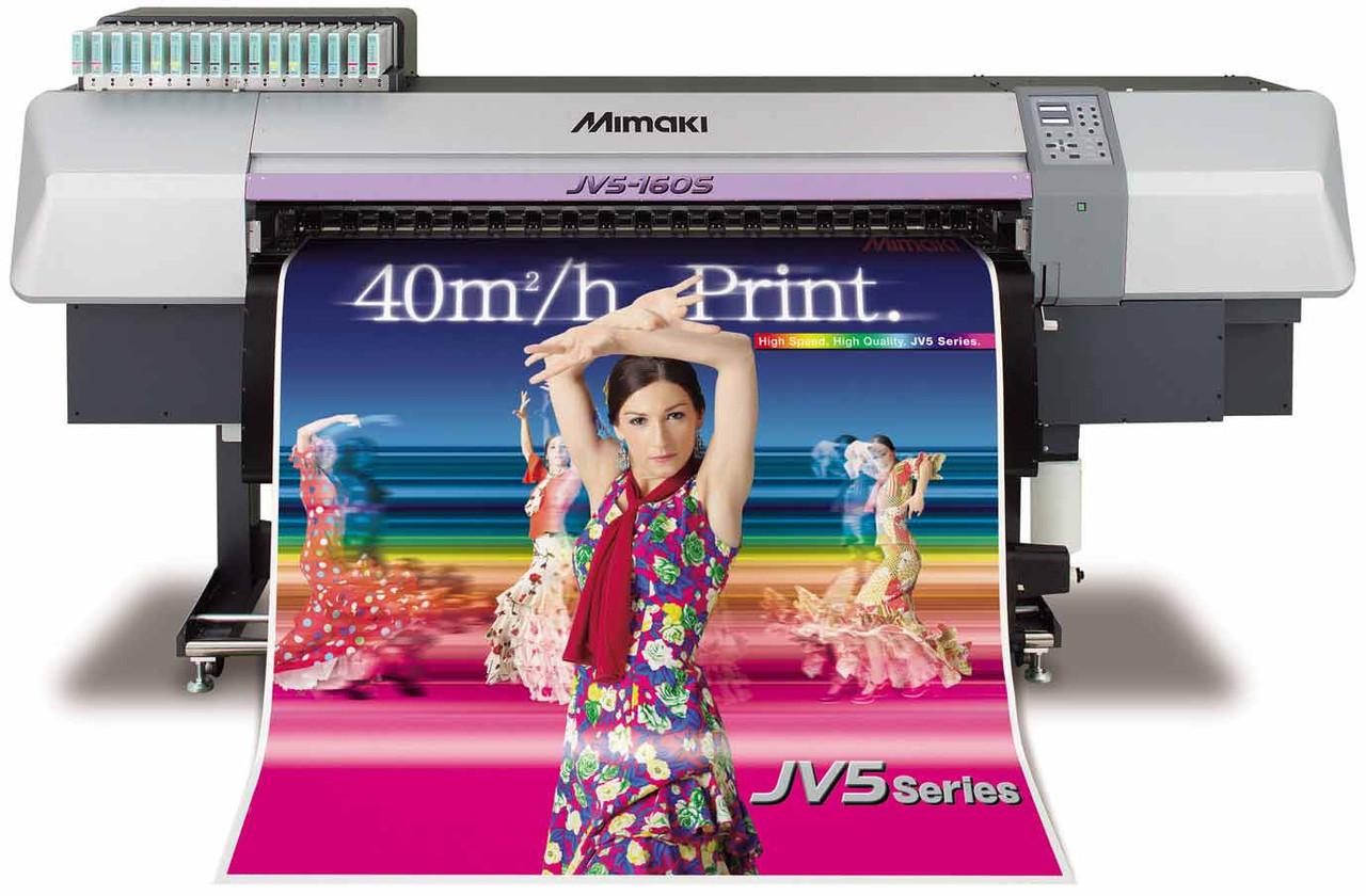 Печать наружной рекламы