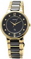 Часы ORIENT FQC0J003B0 кварц. CERAMIC