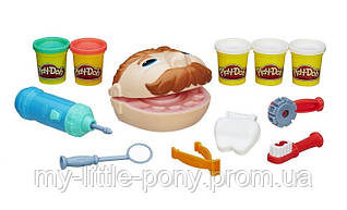 Набор Плей До стоматолог Мистер Зубастик Play Doh Hasbro
