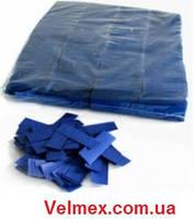 Бумажная нарезка конфетти BiG 4101 - СИНЯЯ БУМАГА