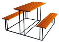 Скамья-стол az-l03