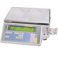 Весы с печатью этикетки DIGI  SM-300B