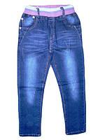 Джинсы для девочек, Taurus  размеры 104,110,116,122,128,арт. L 09