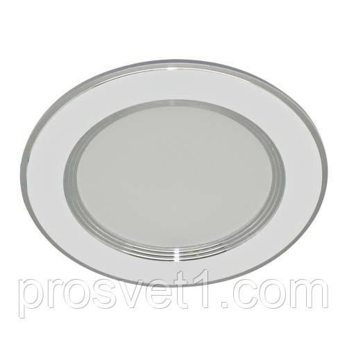 Світильник світлодіодний врізний 15w
