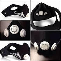 Elevation Training Mask (Элеватор Трейнинг Маск) - тренировочная маска для выносливости