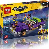 Конструктор Lepin 07046 Лоурайдер Джокера  - аналог лего 70906 Бэтмен муви, 433 дет.