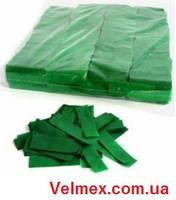 Бумажная нарезка конфетти BiG 4108 - ЗЕЛЕНЫЙ СНЕГ