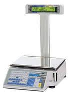 Весы с печатью этикетки DIGI SM-300P