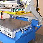 Полуавтомат для шелкографии SCHULZE HA 70120, фото 3