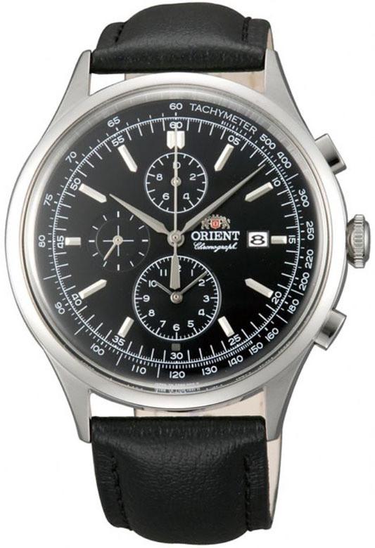 Часы Orient FTT0V003B0 кварц Chronograph