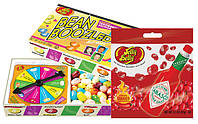 Набор конфет Bean Boozled Spinner Jelly Bean (Throwback edition) и Jelly Belly Tabasco
