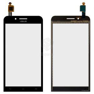 Тачскрин сенсор Asus ZenFone Go ZC500TG черный