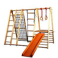 SportBaby Детский спортивный уголок - «Малютка-3»
