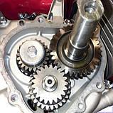 Двигатель бензиновый Weima WM190FE-L R(16 л.с пониж. редукт. электрост.), фото 4