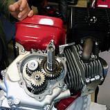 Двигатель бензиновый Weima WM190FE-L R(16 л.с пониж. редукт. электрост.), фото 5