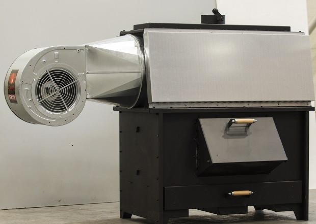Промышленное отопление и охлаждение ADRIAN(Словакия)