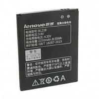 Аккумулятор для Lenovo A360T, A380T (BL228) 2250mAh