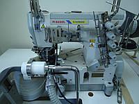 Плоскошовная (распошивальная) машина Pegasus CW664-33ACX356/FT241/RP110A/UT438 для пришивания резинки