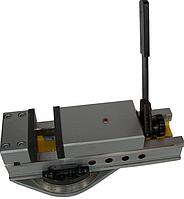 Тиски станочные чугунные поворотные 7200-0210-02 125мм