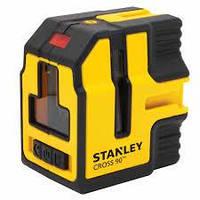 Построитель плоскостей лазерный STANLEY Cross90 STHT1-77341