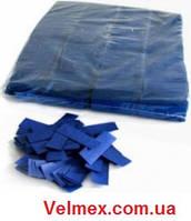 Бумажная нарезка конфетти BiG 4108 - СИНИЙ СНЕГ